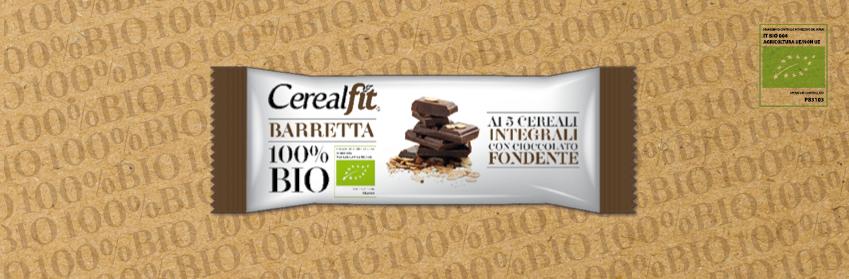 CerealFit BIO 100%